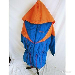 Vintage Reebok Size Small Windbreaker Jacket